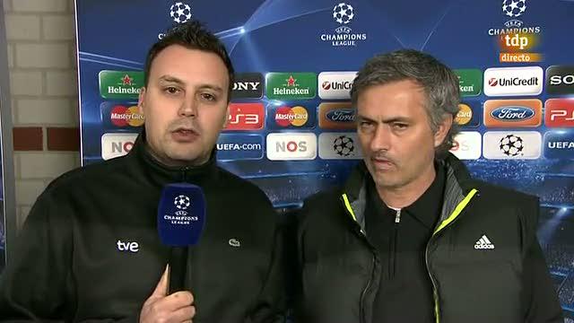 """Mourinho: """"Llegamos bien al 'clásico'"""""""
