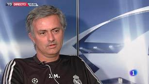 """Mourinho: """"Quizá lo que necesite este equipo sean partidos de máxima dificultad"""""""
