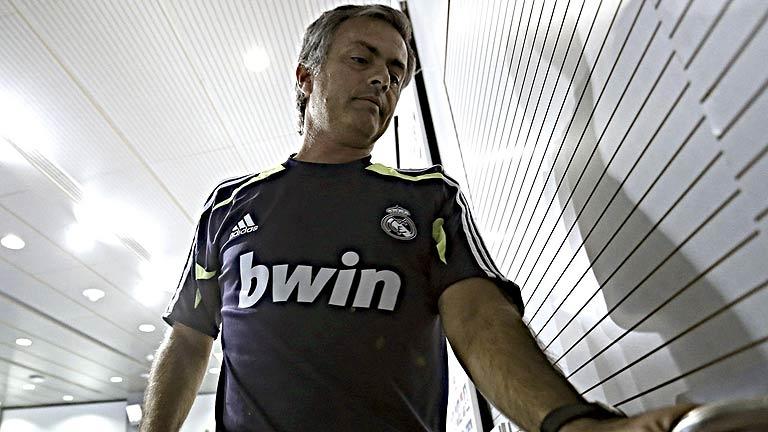Mourinno no piensa en el 'caso Cristiano' y sí en la Liga y la Champions