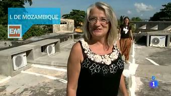 Españoles en el mundo - Mozambique - Maria José