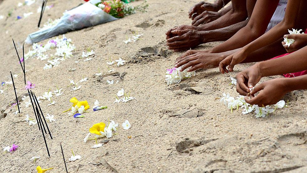 Diez años después del tsunami del Pacífico muchos supervivientes no lo han superado