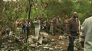 Muere en un accidente de helicóptero el ministro de interior de Kenia