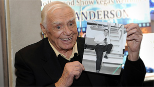 Muere el actor Ernest Borgnine a los 95 años