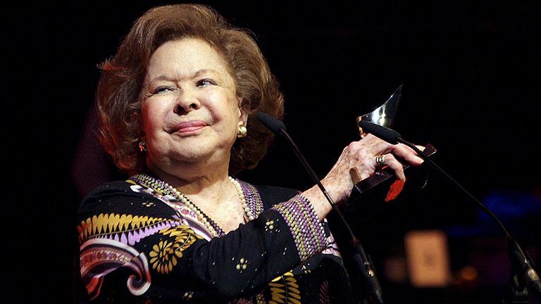 Muere a los 86 años la actriz Aurora Bautista