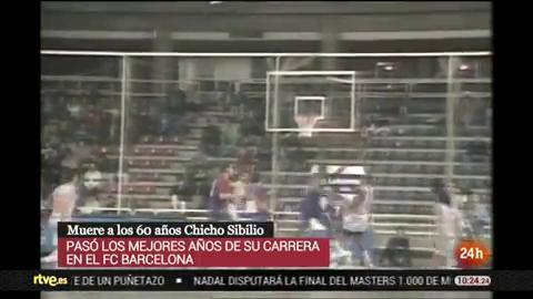 Ir al VideoMuere Chicho Sibilio