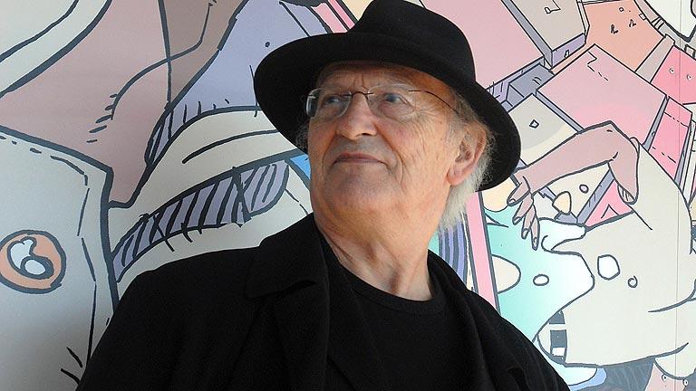Muere el dibujante francés Moebius