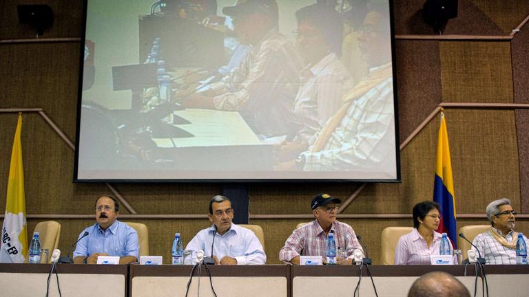 Muere un jefe guerrillero de las FARC en un enfrentamiento con los militares