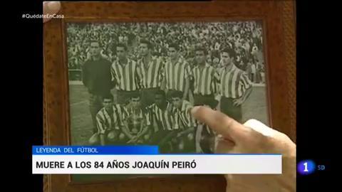 Ir al VideoMuere Joaquín Peiró, exjugador del Atlético de Madrid