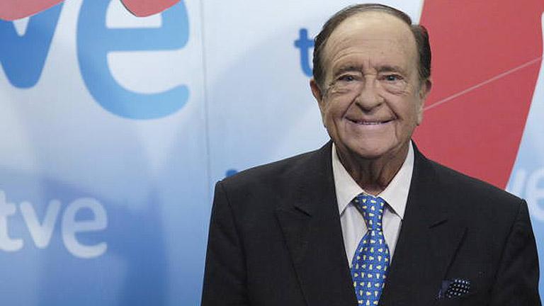 Fallece el mítico presentador de televisión José Luis Uribarri