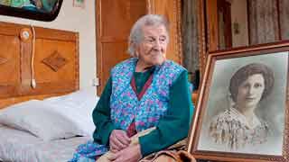 Muere a los 117 años la última persona nacida en el siglo XIX