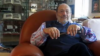 Muere el escritor y filósofo italiano Umberto Eco