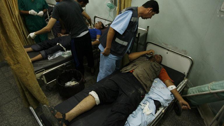 Mueren tres personas en un enfrentamiento en la frontera entre Israel y Egipto