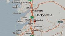 Un muerto por arma de fuego en Pontevedra