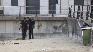 Un muerto por arma de fuego en Pontevedra durante las hogueras de San Juan