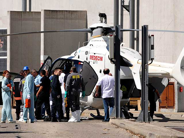 Un muerto y cuatro heridos tras una fuerte explosión en una central nuclear francesa