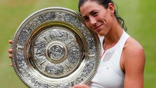 Muguruza asciende hasta la quinta plaza de la WTA