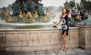 """Muguruza destaca el """"aprendizaje"""" de la derrota de Wimbledon para el triunfo en Roland Garros"""