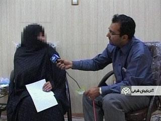 Mujer iraní condenada a lapidación denuncia torturas antes de su entrevista en televisión