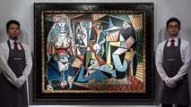 Ir al Video'Las mujeres de Argel' de Picasso puede batir récords en una subasta