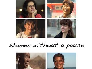"""Mujeres sin pausa"". Avance"