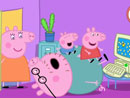 Imagen del  vídeo de Clan titulado MUMMY PIG AT WORK