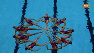 Natación - Mundial de Barcelona 2013 - 17/07/13