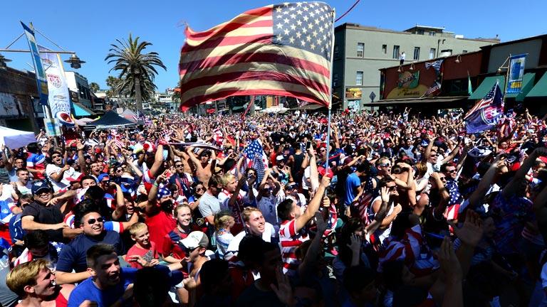 El Mundial bate récords de audiencias en Estados Unidos