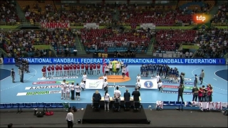 Balonmano - Mundial femenino. Final: Noruega-Francia - 18/12/11