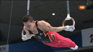Gimnasia artística - Campeonato del mundo. Equipos masculino - Primera parte - 12/10/11