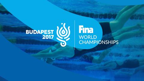 Mundial de Natación de Budapest 2017