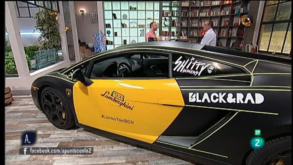 A punto con La 2 - Sobre ruedas - El mundo del taxi