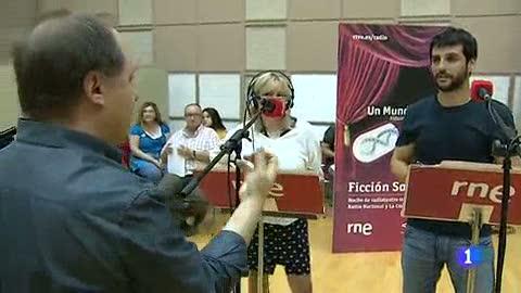 'Un mundo feliz' en Radio Nacional de España con Fran Perea