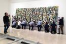 Fotogaleria: 'Mural', de Jackson Pollock en el Museo Picasso Málaga
