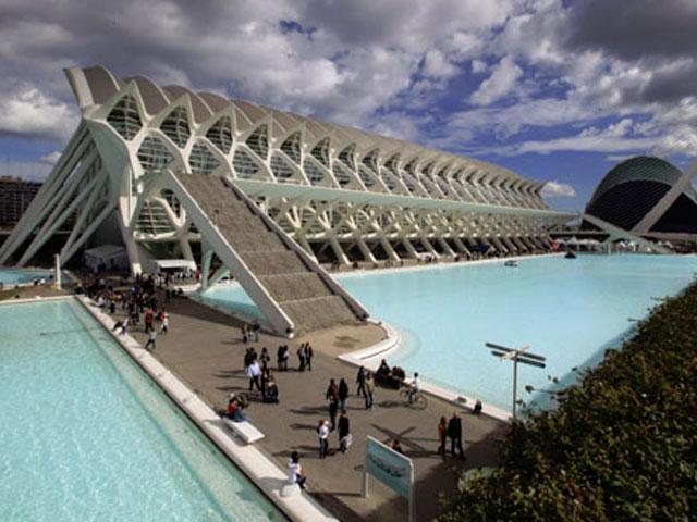 El Museo de las Artes y las Ciencias Príncipe Felipe de Valencia, cumple 10 años