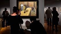 Ir al VideoEl Museo de la Historia de Alemania muestra cuadros pintados por presos del nazismo