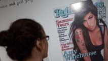 Ir al VideoEl Museo judío de Londres dedica una exposición a Amy Winehouse