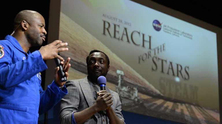 El Curiosity retransmite una canción desde Marte por primera vez