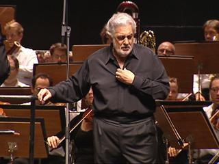 Daniel Baremboim dirige a la West Estearn Divan en Madrid y Plácido Domingo canta en Peralada