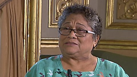 Conversatorios en Casa de América - Myrna Cunningham