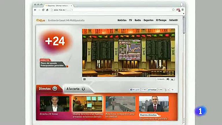 Canal 24 horas y estrenan 24 una nueva forma de for Canal cocina en directo
