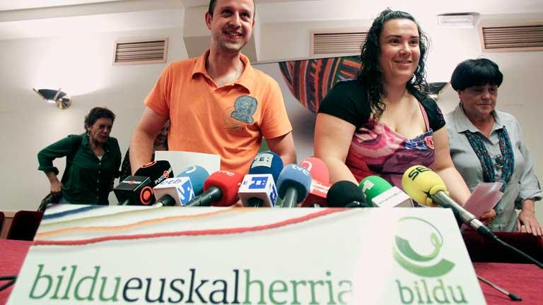 """""""Euskal Herria Bildu"""", nueva marca de la Izquierda Abertzale"""