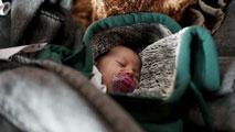 Nacer en un campo de refugiados