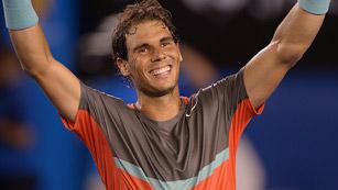 Nadal alcanza una nueva final de 'Grand Slam'
