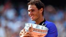 Video: Nadal conquista su décimo Roland Garros