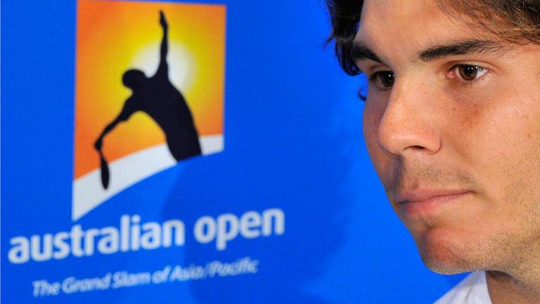 Nadal critica a Federer