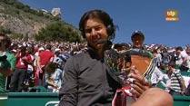 """Nadal: """"Djokovic no puede estar siempre impecable"""""""