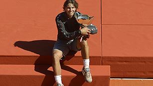 Nadal fulmina a Djokovic en Montecarlo