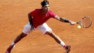 Nadal inicia Roland Garros con autoridad