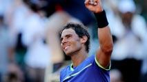 Video: Nadal, a un paso de su décimo Roland Garros