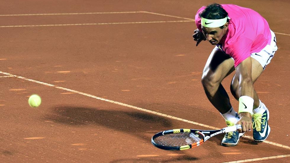 Nadal se deja sorprender por el italiano Fabio Fognini y cae eliminado en Río